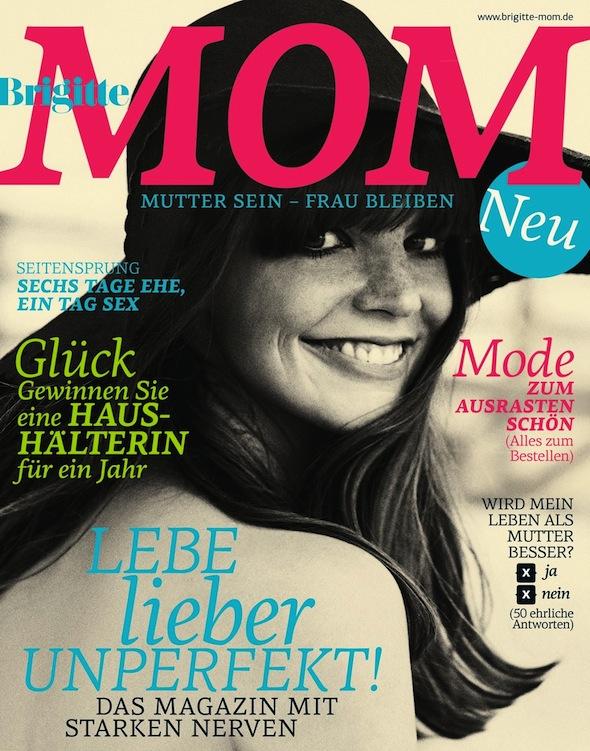 Heftcover von BRIGITTE MOM, 14.09.2011