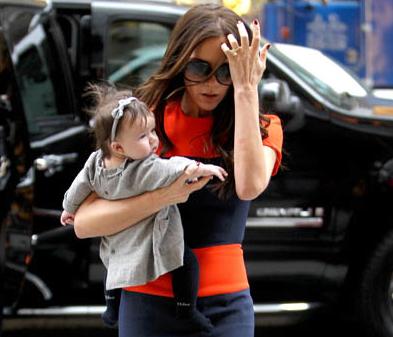 """Victoria Beckham """"Eine arbeitende Mutter zu sein ist hart"""" (Foto: © Abaca Press)"""