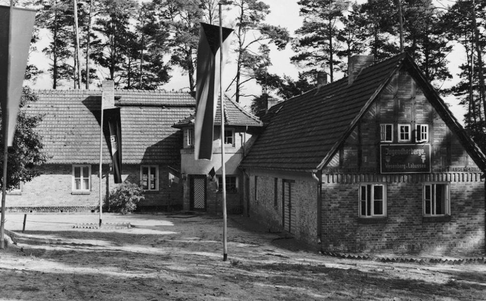 Das alte Kinderferienlager (5 Fragen an... Andrea Borchard von www.rookhus.de)
