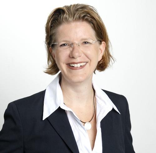 """Melanie Vogel, Initiatorin der """"women&work"""", Karriere-Messe und Kongress für Frauen in Bonn"""