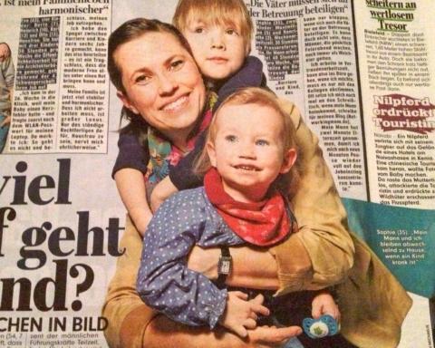 """""""Wie viel Beruf geht wirklich mit Kind?"""" BILD Zeitung vom 23.04.2013"""