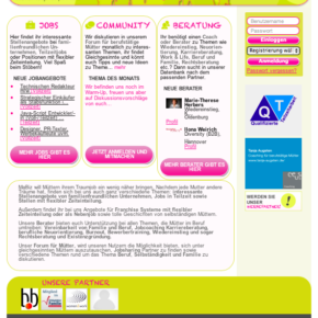 MaBiz Karriereportal für Mütter: www.MaBiz.de